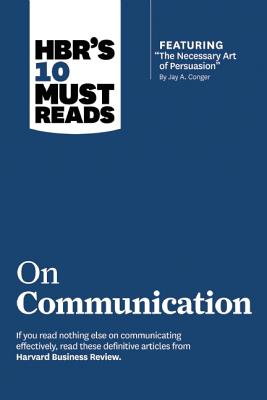 Communication By Harvard Business Review (COR)